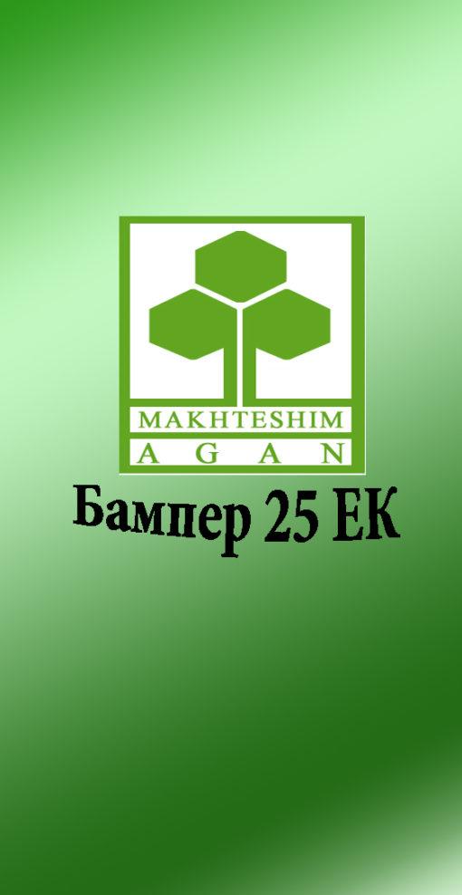 Бампер 25 ЕК