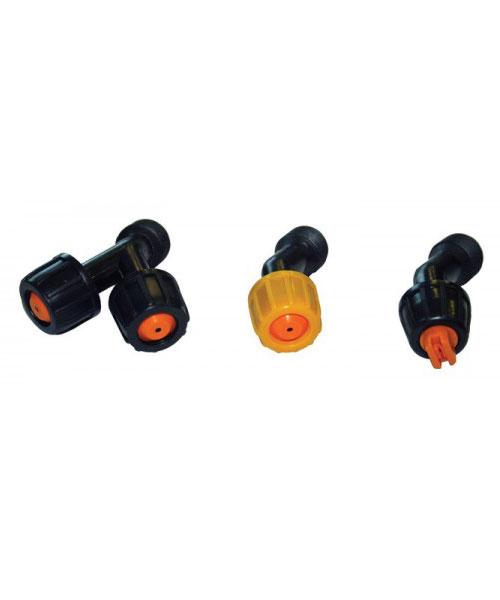 Комплект накрайници за пръскачка 3 части