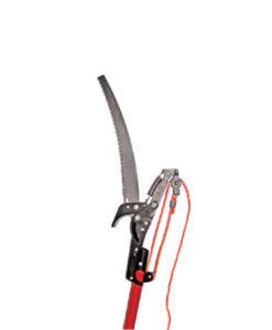 Ножица и трион за високо рязане с дръжка к-т